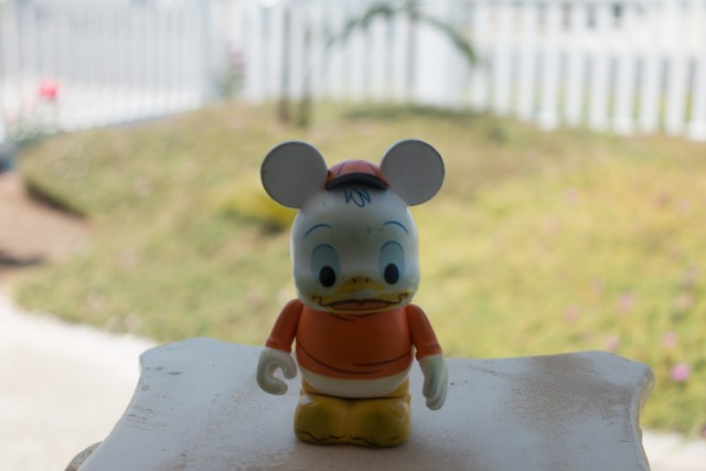 My toy Vinylmation alter ego